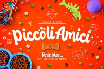 Speciale Pet Food: Piccoli Amici